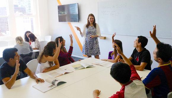 ILSC Sydney Classroom